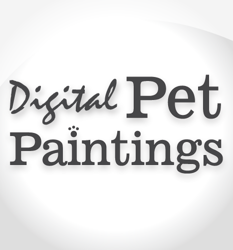 Digital Pet Paintings